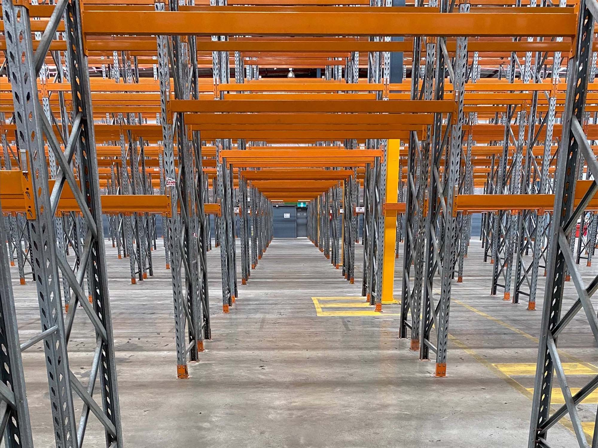 Commercial Warehouse Fit Out